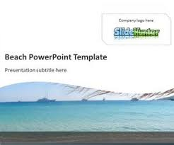 Free Beach Powerpoint Templates Free Ppt Powerpoint Backgrounds