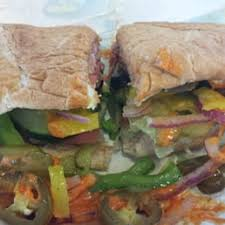 photo of subway gridley ca united states 6 inch cut in half