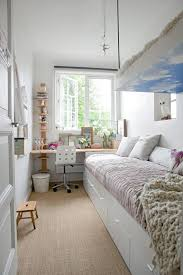 Long Bedroom Design