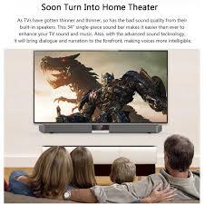 Loa soundbar tivi 3D âm thanh nổi kết nối không dây SR100 (bluetooth) giảm  chỉ còn 850,000 đ