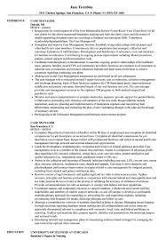 Case Manager Resume Examples Case Manager Resume Samples Velvet Jobs 23