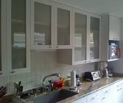79 types preferable decorative glass inserts for kitchen cabinets cabinet refacing cost wooden replacement doors frosted custom car guy garage above the