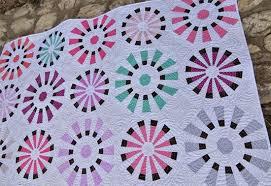 fan quilt pattern. fat quarter friendly dresden fan plate quilt pattern! pattern
