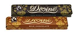 Image result for divine chocolate bars