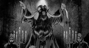the majick of metal part one theistic satanism