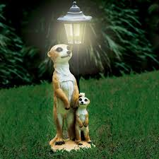 Small Picture Solar Garden Light Meerkat Design Magnamail Australia