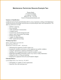 aircraft maintenance technician resume resume mechanical technician resume sample aircraft maintenance