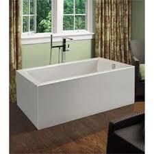 freestanding sculpted tub x free modern bathroom 54 30 bathtub lyons elitetm 59 white wall