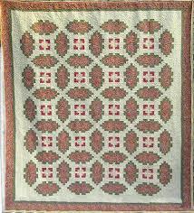 Wedding Quilt Patterns Mesmerizing June Wedding Quilt Pattern HQ48 Intermediate Wall Hanging