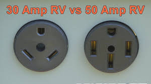 30 amp rv vs 50 amp rv rv videos Camper 30 Amp Rv Wiring Diagram 30 Amp RV Plug Diagram