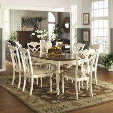 antique white kitchen table set gorgeous antique white dining set country antique two tone white extending dining set 48 round antique white cherry kitchen