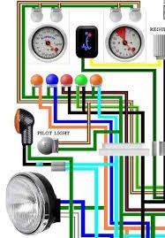 cx500 cx650 colour electrical wiring diagrams honda cx500 ec 1982 1983 eurosport colour wiring diagram