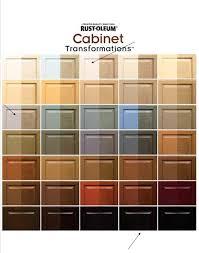 Rustoleum Kitchen Cabinet Rustoleum Cabinet Transformations Color Samples