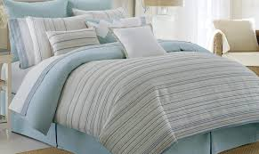twin set king linen bedding striped sets vertical grey double black fabric quilting target white blue