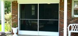 do it yourself garage screen door bed excellent garage door screen sliding kits doors roller home