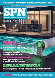 Spn Swimming Pool News April 2019 By Aqua Publishing Ltd