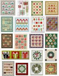 Quilt Inspiration: Free pattern day! Christmas: Part 2 &  Adamdwight.com