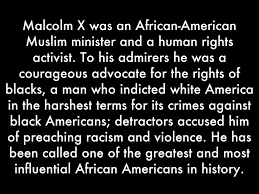 Image result for courageous advocate for African Americans,