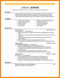 Financial Analyst Resume Objective Accounting Skills Resumes Financial Analyst Resume Objective 24