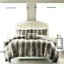 Black Twin Bed Set White Comforter Sets Black And Twin Bedding Grey ...