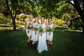 Top 7 Trends For 2014 Bridesmaid Dresses InvitesWeddingscomCountry Western Style Bridesmaid Dresses