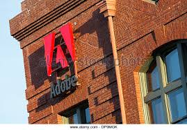 an office building occupied by adobe systems in san francisco california stock image adobe san francisco office