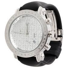 mens jojo treasure jojino joe rodeo 36 ct diamond watch illusion mens jojo treasure jojino joe rodeo 36 ct diamond watch illusion dial 46mm jtr4