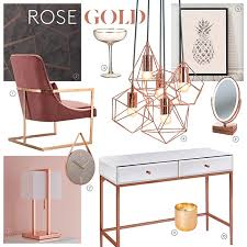 we continue our inside knowledge inspiration series this month s board rose gold embraces this ever por trend