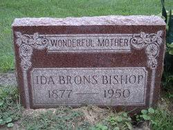 Ida Katherine Brons Bishop (1877-1950) - Find A Grave Memorial