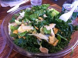 sweetgreen kale caesar