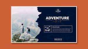 Desain Banner Travel Banner Vectors Photos And Psd Files Free Download