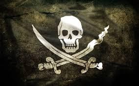 wallpaper pirates flags skull and crossbones