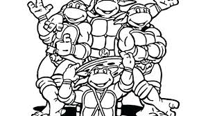 ninja turtle coloring book with coloring pages of turtles ninja turtle coloring pages printable awesome