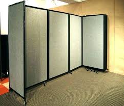 ceiling mounted room dividers amazing screen divider