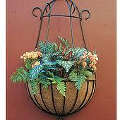Decorative Garden Urns Large Wrought Iron Planters Wrought Iron Wall Baskets Garden Urns 93