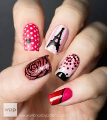 Types Of Nails Simple Art Of Nails - Nail Arts and Nail Design Ideas