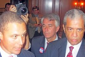 Harold Ford Jr. Arrives to Jump-Start His Uncle's Stretch Run | Politics  Beat Blog