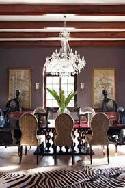 cape town chic dining areadining rooms