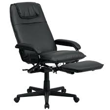 office recliner chairs. Fine Recliner Excellent Office Recliner Desk Chair Black Top Grain Leather Executive With  Enjoy Leisure Within Personal Residence And Chairs