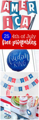 of your party from your invitations to your art to your dining and dessert tables and when the printables are free even better happy 4th to you