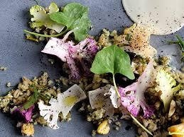 cauliflower textures meat free monday