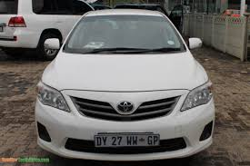 2011 Toyota Corolla 1.6 Professional used car for sale in ...