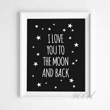 40 Art Poster Love Quote Canvas Painting Art Poster Wall Pictures Stunning Love Quote Canvas