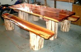 red cedar table red cedar picnic table with separate benches in tables wood an ageless timeless red cedar table