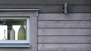 Die Holzfassade Farbenfroh Schützen Xyladecor