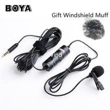 <b>BOYA</b> by-<b>m1</b> всенаправленный Камера Lavalier конденсаторный ...