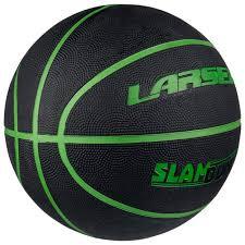 Купить Баскетбольный <b>мяч Larsen Slam Dunk</b>, р. 7 черный ...