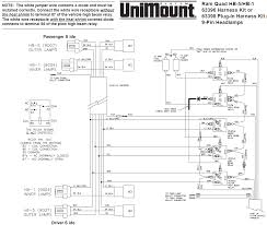 additional information western unimount plow wiring diagram