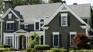 Home Exterior Paint Design Extraordinary Best Exterior House Color Schemes Better Homes Gardens