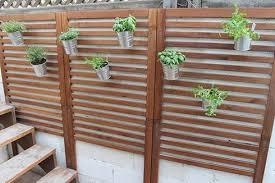 Superior Habiller Un Mur Exterieur En Bois Comment Habiller Un Faons De  Dcorer Votre Terrasse Pour